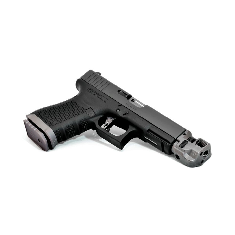 Killer Innovations Velocity Glock Compensator
