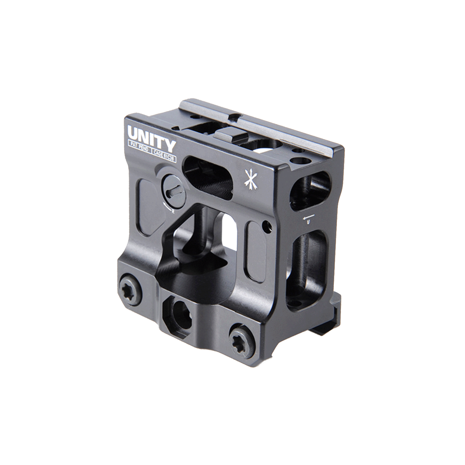 Gun Accessories: Unity Tactical FAST Micro Mount