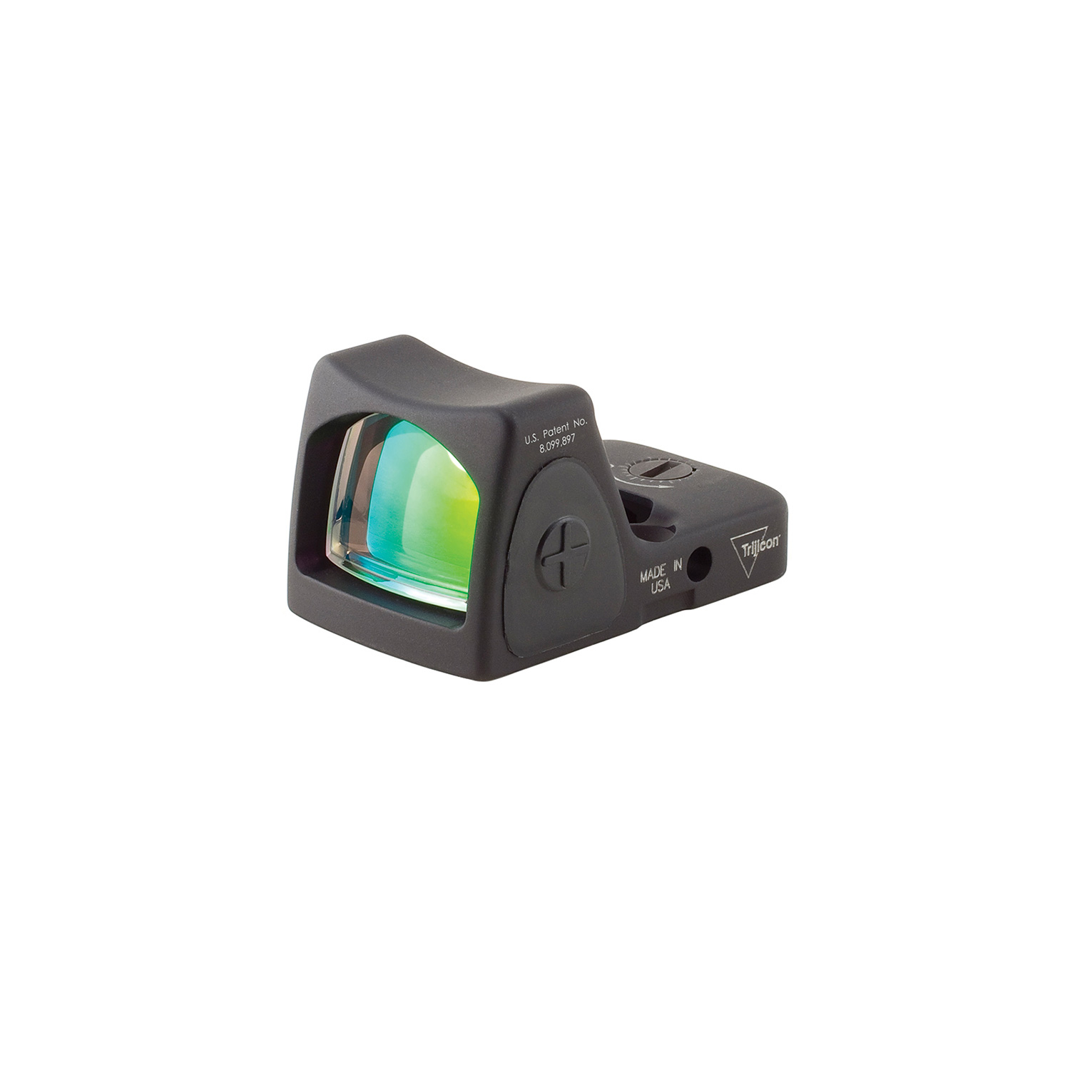 2. Trijicon RMR Type 2 Adjustable Red Dot Sight