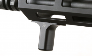 Impact Weapons Components Low Profile M-LOK Hand Stop: AR Accessories for Accuracy