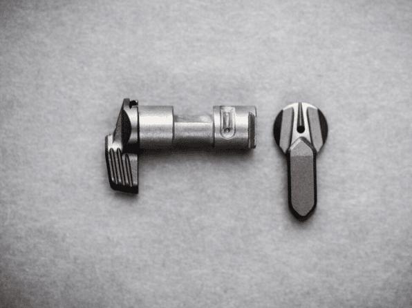 Radian Talon Ambidextrous Safety Selector 2-Lever Kit – AR15