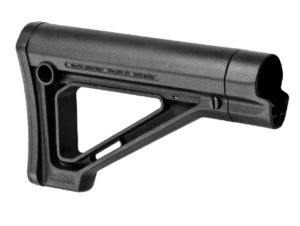 Magpul MOE Fixed Carbine AR Stock – Mil-Spec