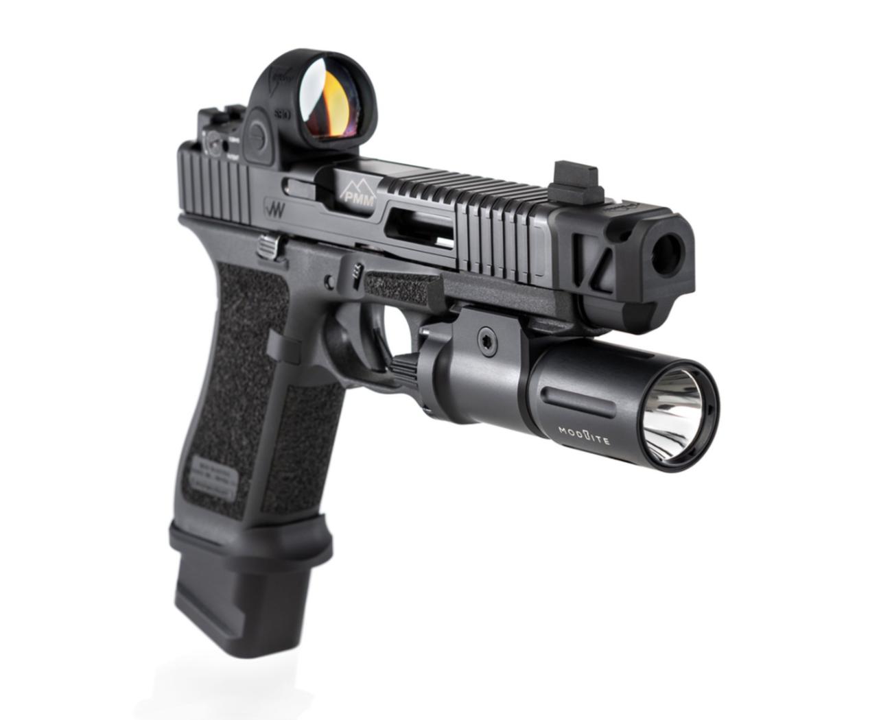 Modlite Systems PLH5K – PL350 Pistol Light