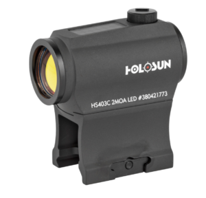 Holosun HS403C Red Dot w/ Lower 1/3rd Mount