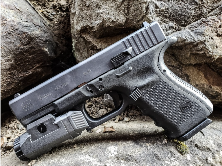 Pistol Upgrades